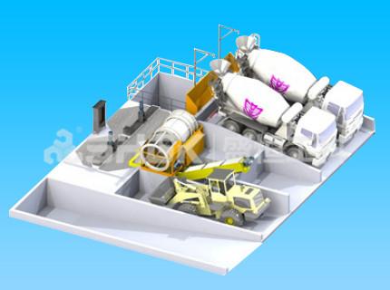 砂石污水回收系统